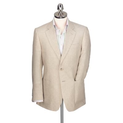 Charles Tyrwhitt Oatmeal Linen Suit Jacket